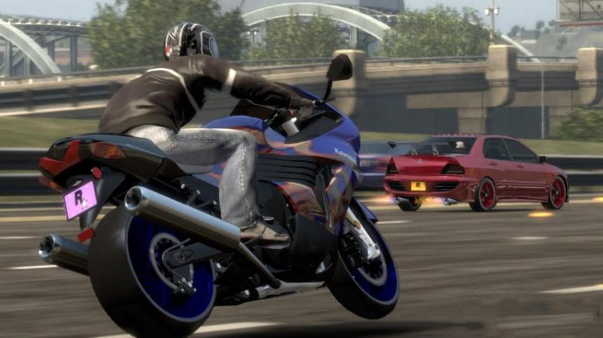 В магазин Xbox вернулась гоночная игра от создателей GTA