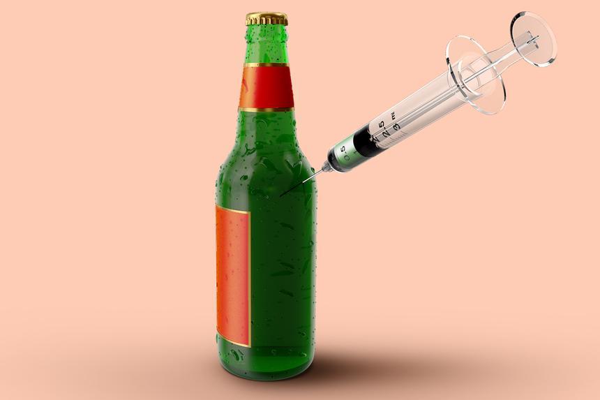 В США раздадут пиво привившимся от коронавируса
