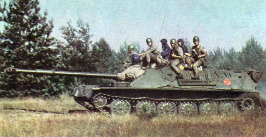 Показана внешность новых боевых машин для ВДВ