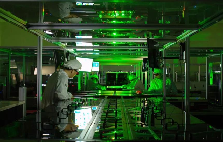 Создан самый мощный лазер в мире