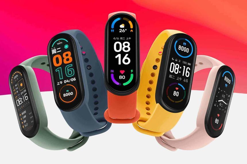 Xiaomi назвала российскую цену фитнес-браслета Mi Band 6