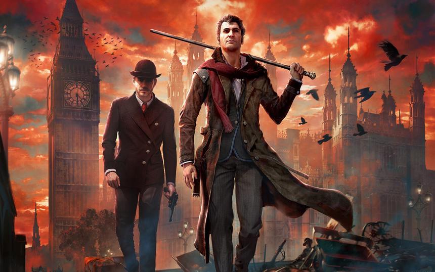 Игру о Шерлоке Холмсе продают дешевле 30 рублей