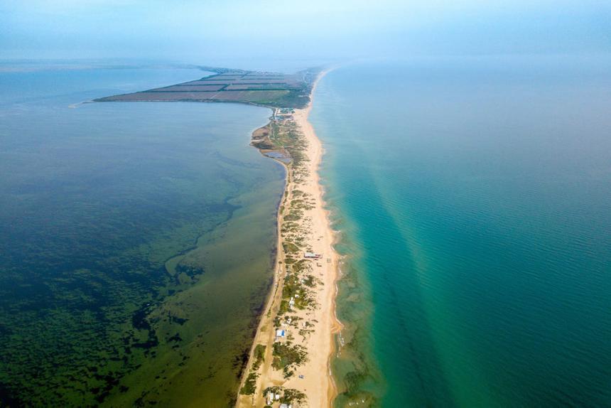 Под дном Азовского моря обнаружили запасы пресной воды