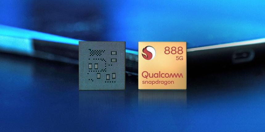 Раскрыты отличия улучшенного флагманского процессора Snapdragon 888 от обычного