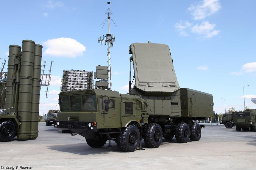 В США перечислили преимущества новой российской системы С-500