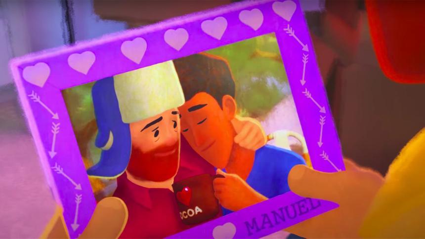 Роскомнадзор предупредил «Дисней» о последствиях за показ мультфильма о геях