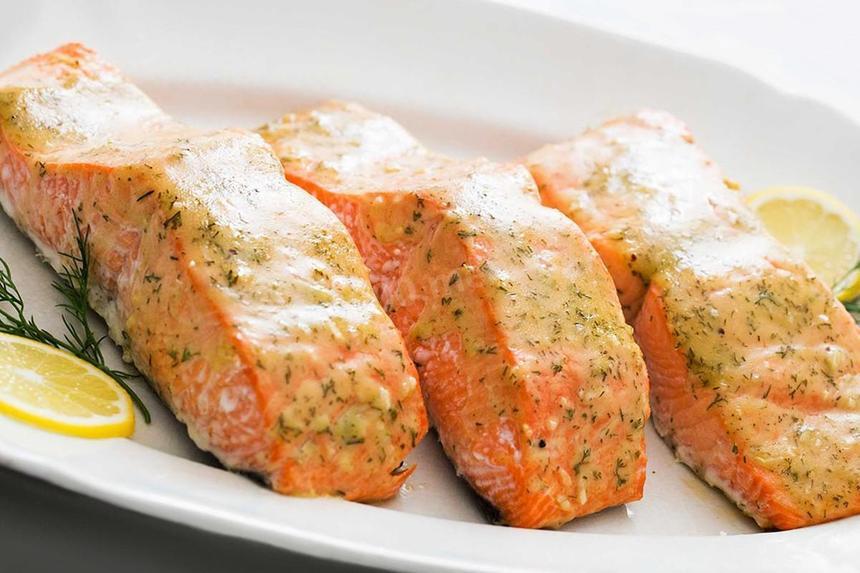 Рыбу назвали полезным для психики продуктом
