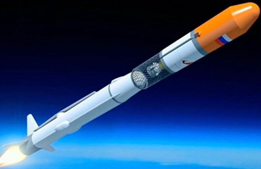 Россия создаст метановый двигатель для ракеты-носителя «Амур-СПГ»