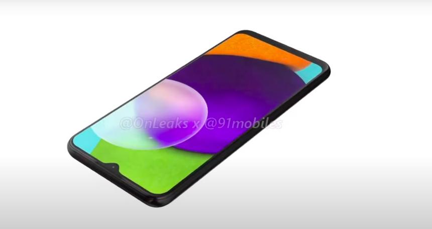 Рассекречен новый дешёвый смартфон Samsung