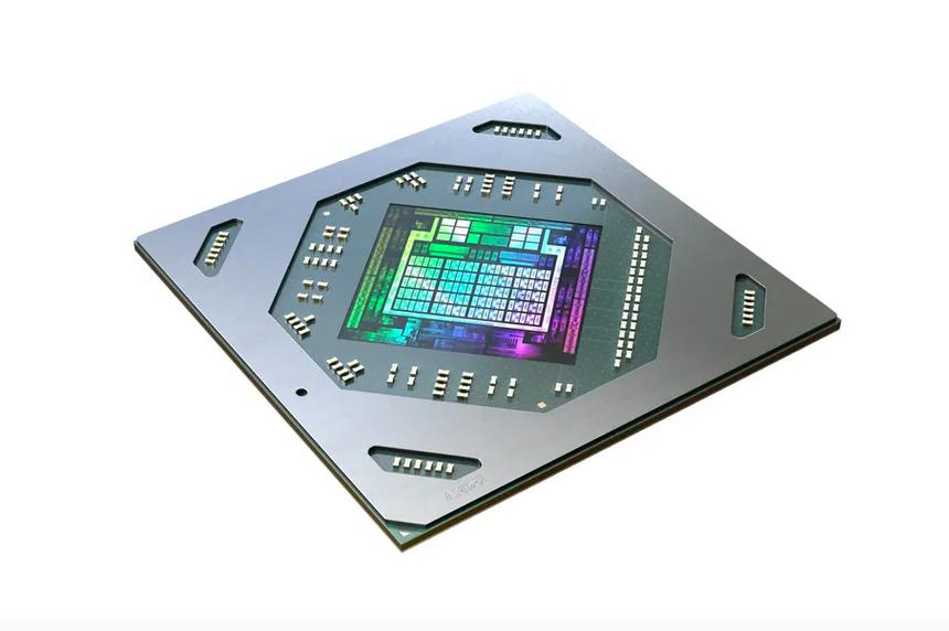 AMD представила новые видеокарты для ноутбуков