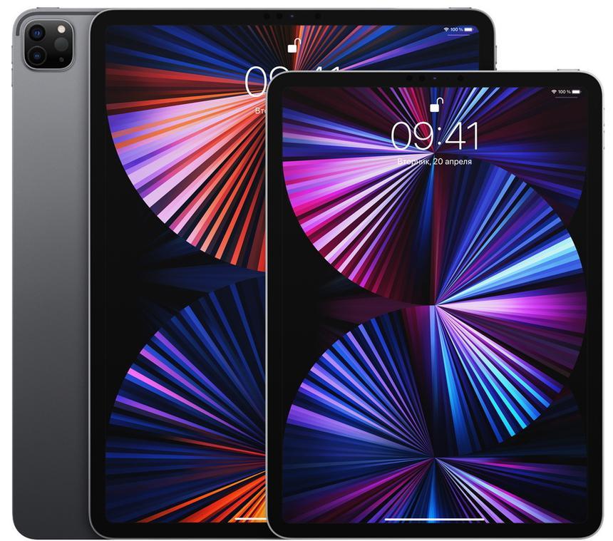Следующий iPad Pro получит беспроводную зарядку