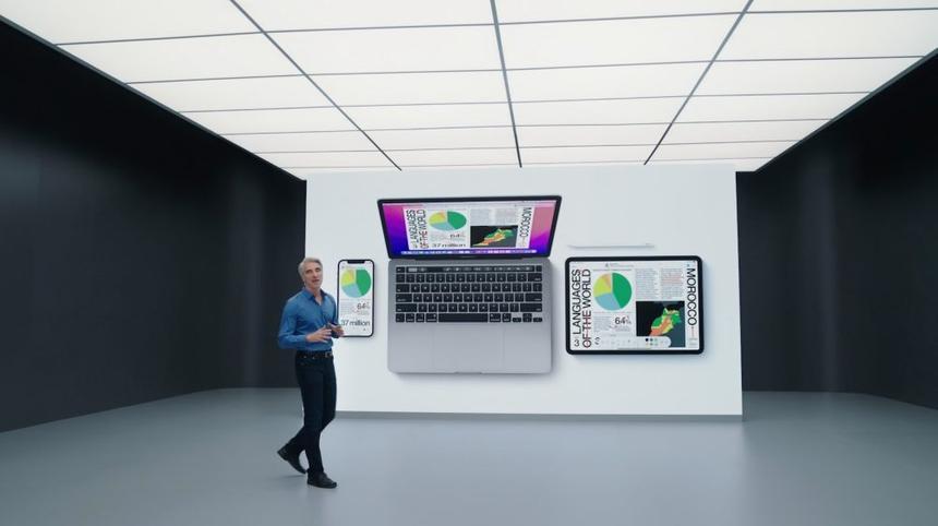 Представлена новая версия операционной системы для компьютеров Apple