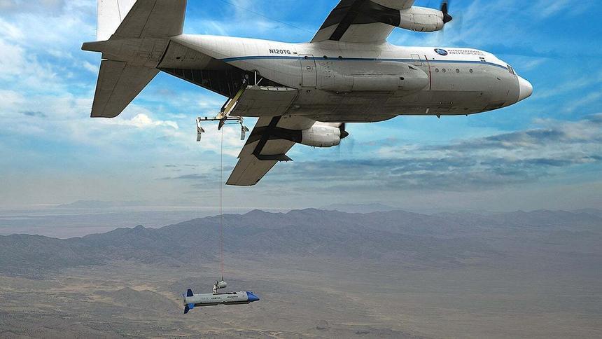 «Летающий авианосец» США сделают опаснее