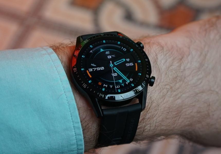 Флагманские умные часы Huawei Watch GT2 продают дешевле 8500 рублей