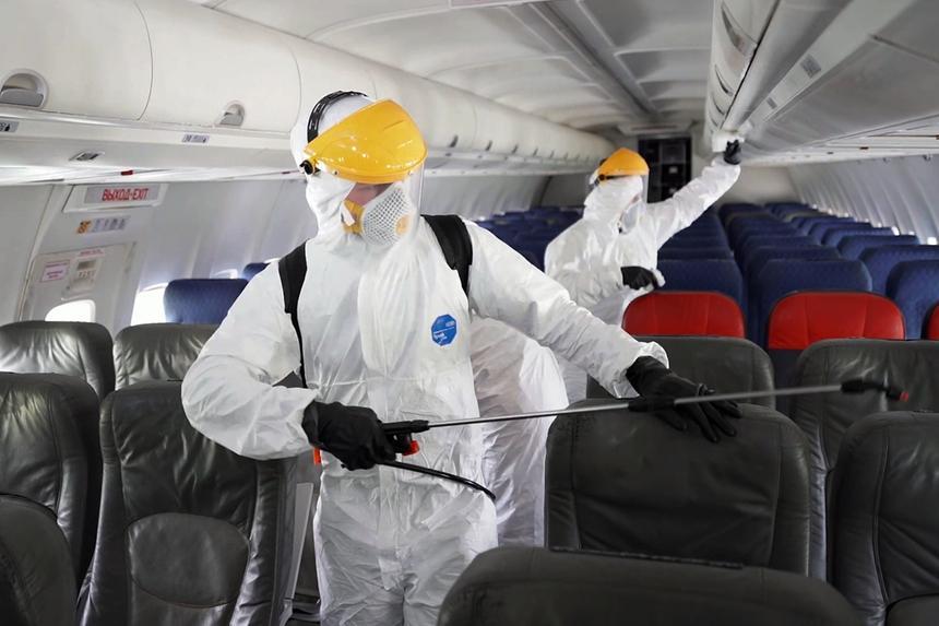 Россиян предложили не пускать на самолёты без прививок от коронавируса