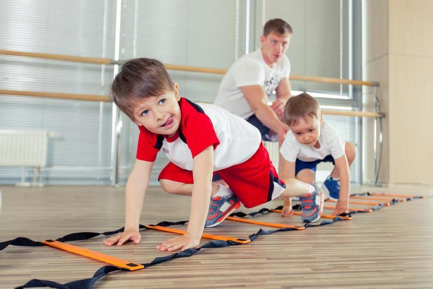 Занятия спортом в детстве оказались полезны для умственных способностей в будущем