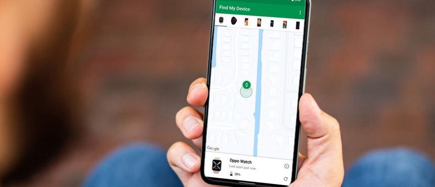 В Android-смартфоны добавят возможность поиска других устройств