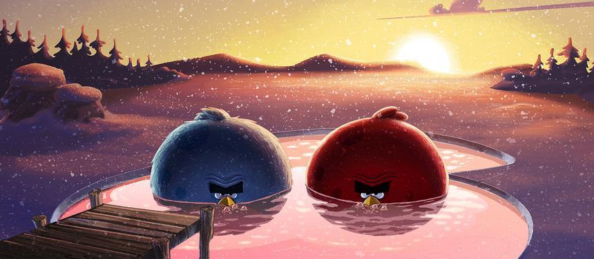 Мобильный хит Angry Birds воссоздали на игровом движке S.T.A.L.K.E.R. 2
