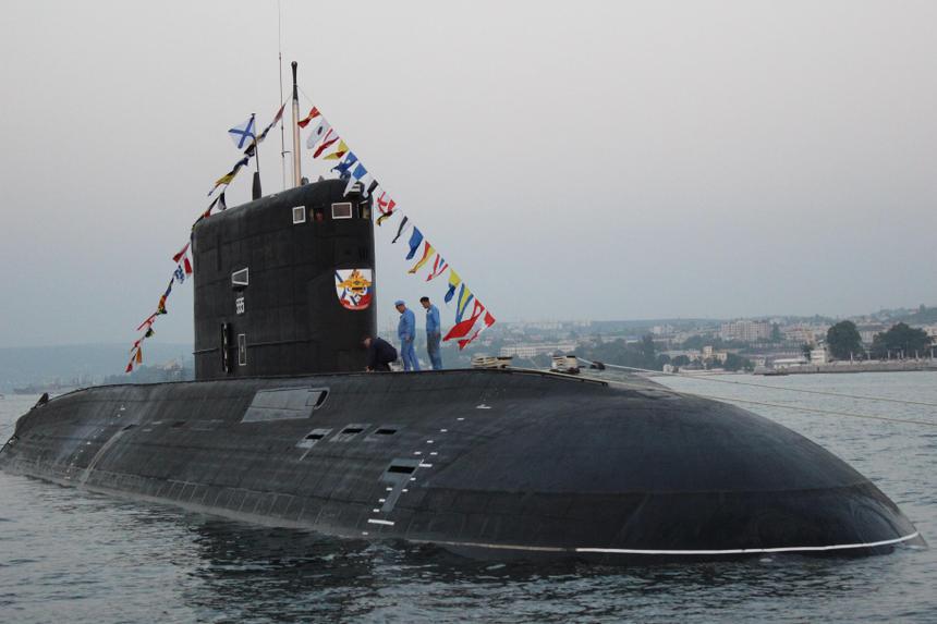 Новейшие подводные лодки станут «лёгкой добычей» на войне