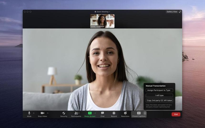 Сервис видеоконференций Zoom научится переводить разговор на разные языки «на лету»
