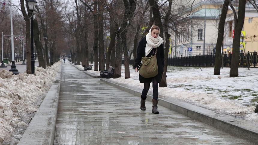 Учёный рассказал, когда зимы без снега станут в России нормой