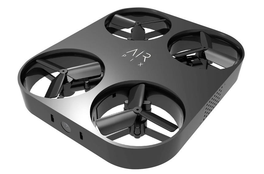 Vivo изобрела смартфон с отделяемой камерой-дроном