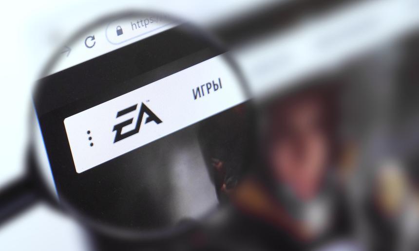 EA опровергла использование рекламы в своих играх