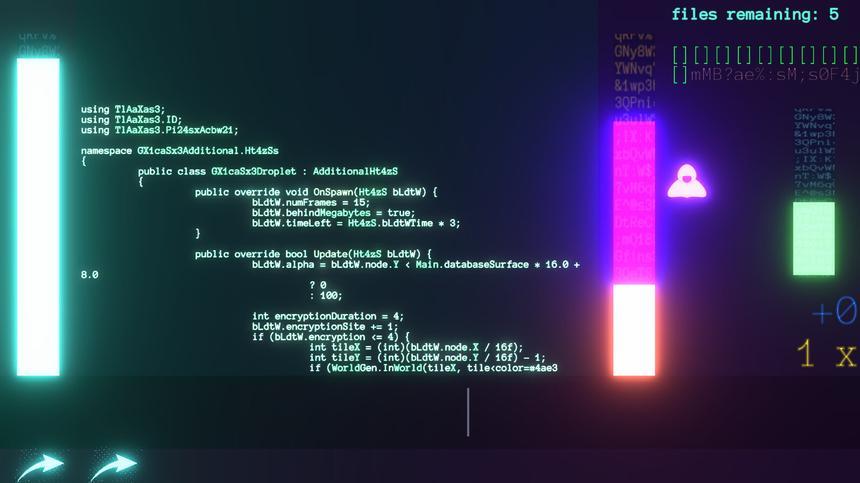 Разработана игра-симулятор хакера