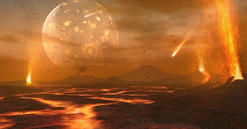 Учёные установили, что Земля была заранее «запрограммирована» под создание жизни