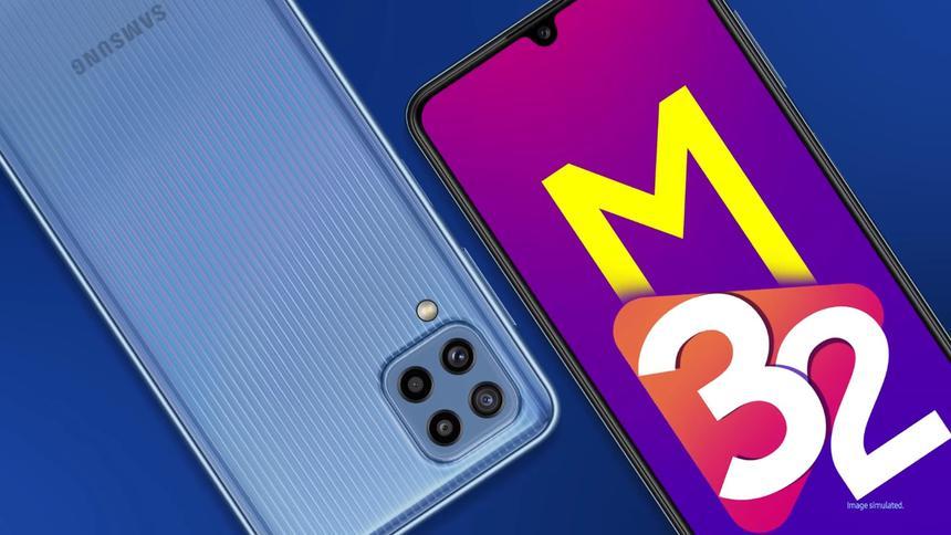 Samsung привезла в Россию новый недорогой смартфон Galaxy M32 с 90 Гц экраном и огромной батареей