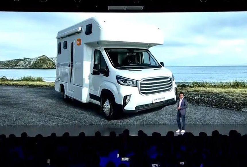 На видео показали дом на колёсах Xiaomi изнутри