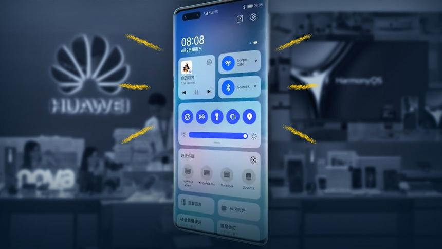 Ещё больше смартфонов Huawei получили HarmonyOS 2.0