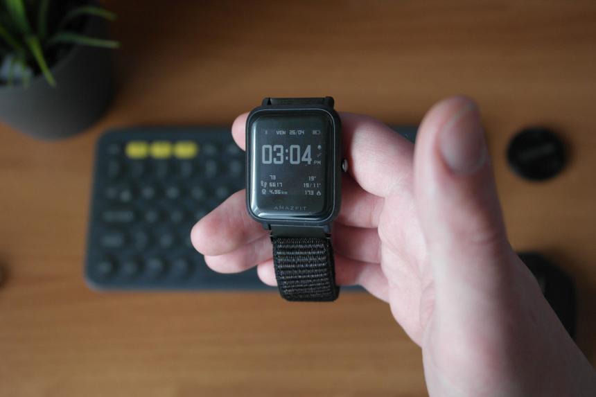 Умные часы Amazfit научились точно и быстро измерять артериальное давление