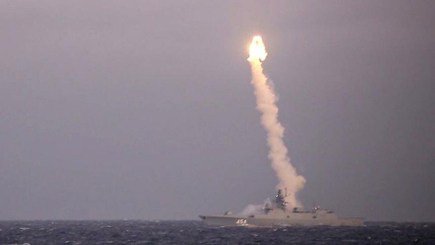 Назначены сроки госиспытаний российской гиперзвуковой ракеты