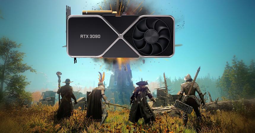Обнаружена игра, ломающая новейшие видеокарты NVIDIA RTX 3090